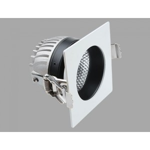 Kare Kademeli Led Downlight Spot 220V